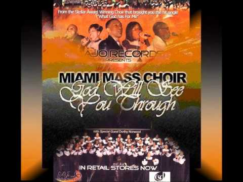 "Kendall Hunter & Miami Mass Choir ""GOD Said It"""