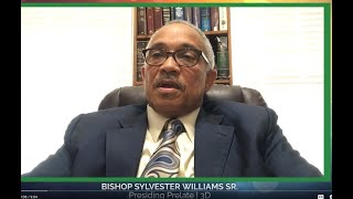 Bishop Sylvester Williams, Sr.: Touching Base: Connecting With The Connection