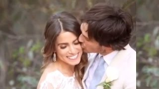 НИККИ РИД, Ian Somerhalder & Nikki Reed Wedding VIDEO!