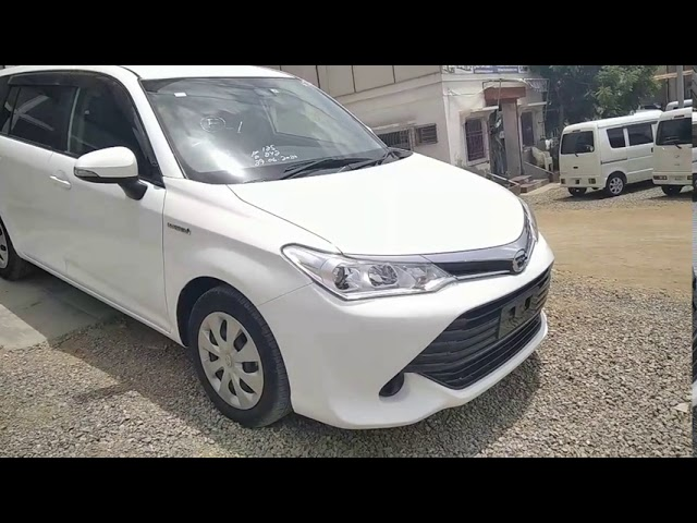 Toyota Corolla Fielder Hybrid 2017 for Sale in Karachi