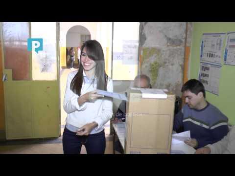 PASO 2015  - VOTO LAURA RODRIGUEZ