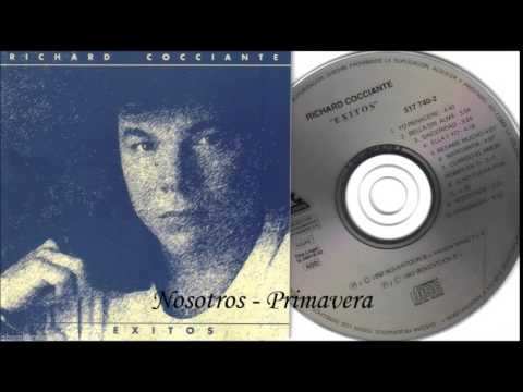Riccardo Cocciante - Nosotros - Primavera