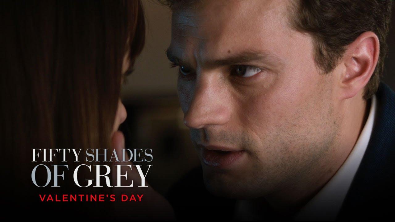 Trailer för Fifty Shades of Grey