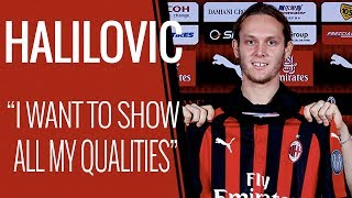 Alen Halilovic Presentation Press Conference