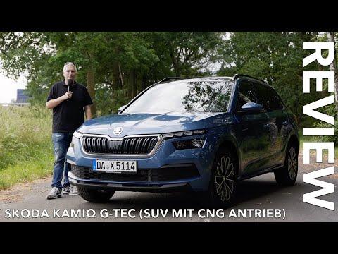 2020 Skoda Kamiq G-TEC | SUV mit CNG Antrieb | Fahrbericht Test Review Probefahrt Kaufberatung
