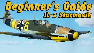 IL-2 Sturmovik, Beginner's Guide #1 - Learning The Basics