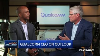 Qualcomm CEO: Chinese phone makers are aggressively pushing for low-cost 5G phones