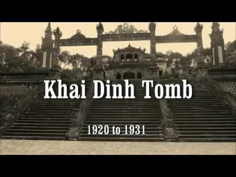 Khai Dinh Tomb Hue