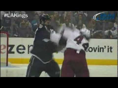 Kyle Clifford vs. Ryan Hollweg