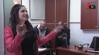 فزلكة عربية ـ جاية مدير جديد للشركة شوفو مين بسرح ـ اندرية اسكاف