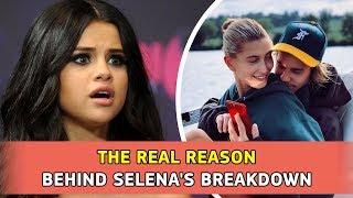 Gambar cover Selena Gomez Breakdown: Justin Bieber Wedding To Blame?   ⭐OSSA