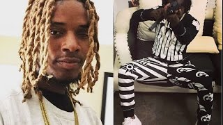 """Fetty Wap in Trouble with Chiraq Savages over Tweeting Chief Keef Lyrics Which disses """"Tooka""""."""