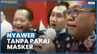 Viral Video Wali Kota Blitar Sawer Biduan dan Menyanyi Tanpa Masker, Ini Penjelasannya