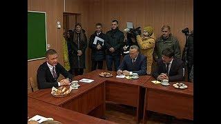 Роман Старовойт провел выездное совещание по аграрным итогам года