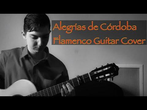 Alegrias de Cordoba (Flamenco Guitar)