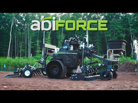 ABI Force – Multi-function Landscape Rake & Grader (Renovate, Repair, & Maintain Lawns & Turf)