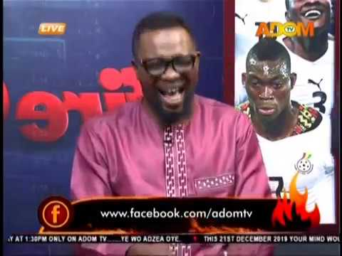 Commentary Position - Fire 4 Fire on Adom TV (10-12-19)