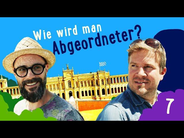 הגיית וידאו של Landeswahlausschuss בשנת גרמנית