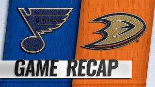 Blues score twice in 12 seconds for dramatic late win