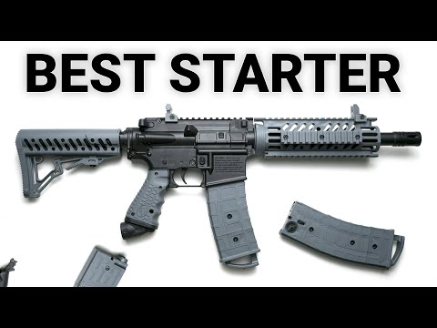 The Best Starter Paintball Guns in 2018