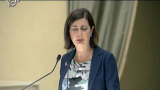 Boldrini:  «Dal tumore al seno si guarisce, basta prevenzione»