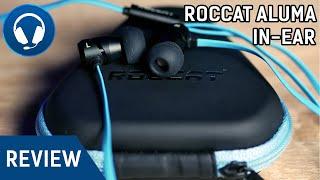 Roccat Aluma Review - IN-EAR GAMING KOPFHÖRER IN 2020?
