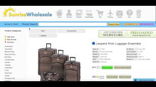 Sunrise Wholesale Merchandise – Overview/Review