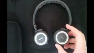 AKG K450 headphones review