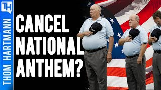Should We Turn Our Back To Racist National Anthem?