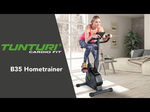 Tunturi Hometrainer Cardio Fit B35