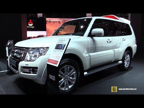 Mitsubishi Pajero Wagon Внедорожник класса J - рекламное видео 3