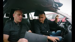 Fryzjer testował system kradzieży samochodu przy użyciu skanera! #Złodzieje