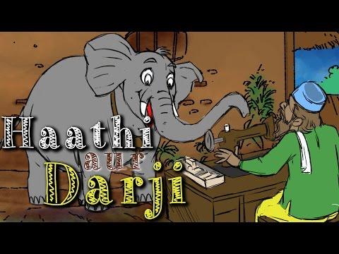 Haathi Aur Darji | Kilkariyan | Hindi Stories For Kids