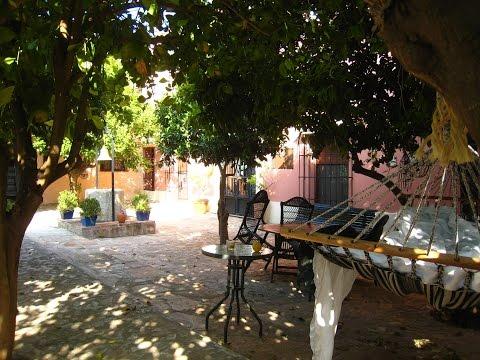 Casa rural Finca Villa Juan en Badajoz