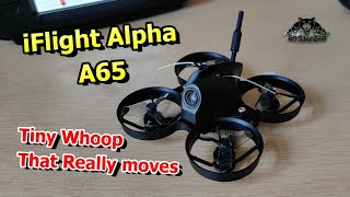IFlight Alpha A65 65mm 1S Tiny Whoop RC FPV Racing Drone