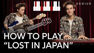 "How To Play Shawn Mendes' ""Lost In Japan"" With Jacob Collier"