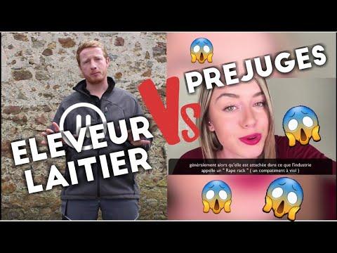 [FACT CHECKING] Etienne agri-youtubeur répond à une vidéo d'une vegan sur l'élevage laitier