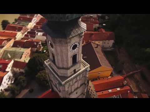 גרמניה - סרטון מרהיב על הערים והעיירות היפיפיים ברחבי המדינה