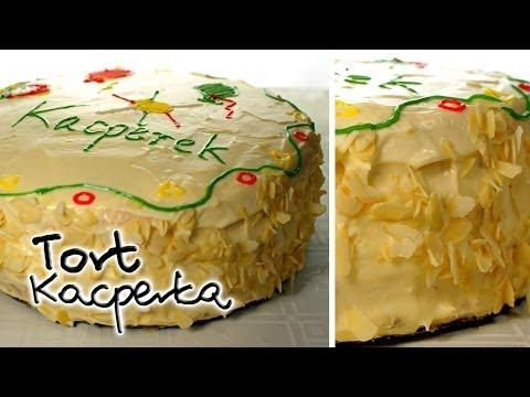 Tort Kacperka | Smaczne-Przepisy.TV