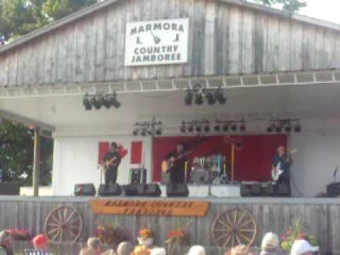 Mahogany Ridge(Canada) playing Rock This Town