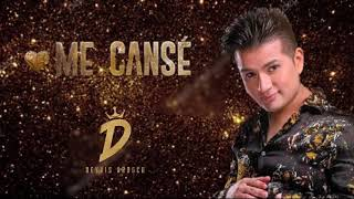 Deyvis Orosco - Me cansé (Video Lyric)
