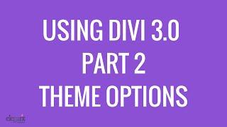 Divi 3.0 WordPress theme options, Divi builder vs. front-end builder | Part 2