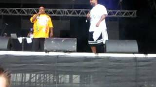 D12 OpenAir Frauenfeld - Pimp Like Me & Shit On You