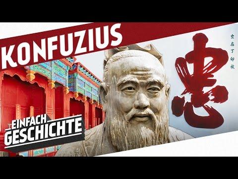 Konfuzius - Der Meister der Philosophie! l DIE GESCHICHTE CHINAS