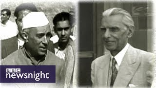 Partition  70 years on: A primer - BBC Newsnight - YouTube