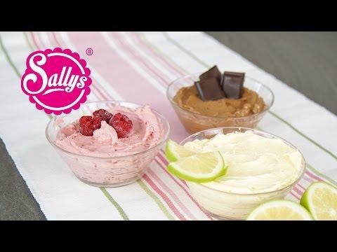 Französische Buttercreme / Sallys Cake Basics / Sallys Welt