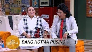 Bang Hotma yang Pusing