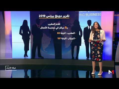العرب اليوم - شاهد: المغرب يحقّق تقدمًا بـ9 مراكز في ممارسة الأعمال