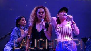 COMEDY BAR sa MUSICHALL! (Iyah Mina, Jewel Jhonson & Katrina Velarde | October 17, 2018) #HD720p