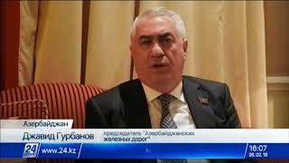 Казахстанцы смогут ездить в Турцию на скоростных поездах